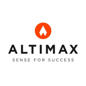 Logo Altimax, Agence de marketing en Haute-Savoie